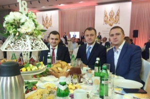 Мериков молился за Украину на званом завтраке у Порошенко (ФОТО)