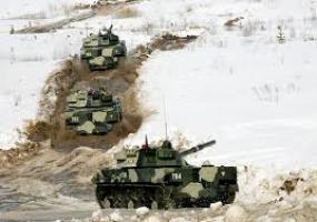 Военные учения российской армии в Западном военном округе закончились. А в Крыму?
