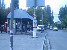 Полицейские ликвидировали нелегальную автостанцию возле николаевского автовокзала