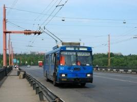 В Николаеве заплатят 18 млн. грн. за 25 троллейбусов, бывших в эксплуатации