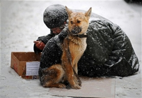 На Херсонщине открывают пункты обогрева для бездомных