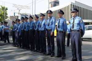 В Херсоне во время дня города порядок будет охранять весь личный состав областного УМВД
