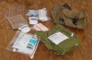 Участники АТО получат аптечки от одесситов
