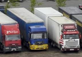 В Николаевской области тяжелые грузовики отправят в