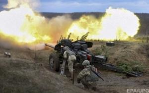 Ситуация в зоне АТО: по украинским позициям противник выпустил 150 мин и снарядов