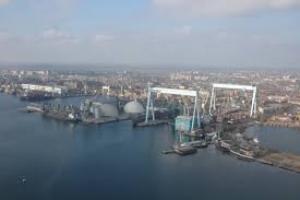 Из-за долгов Черноморский судостроительный завод остался без воды