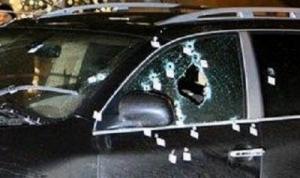 Найден микроавтобус, фигурирующий в деле о расстреле автомобилей в Херсонской области