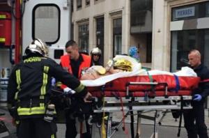 МИД заявил, что информации о пострадавших в Париже украинцах пока нет