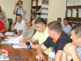 Члена комиссии по ЖКХ уличили в лоббировании личных интересов в стенах николаевской мэрии (ФОТО, ВИДЕО)