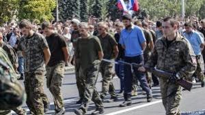 Обмен пленными: террористы требуют освободить более 300 заложников, украинская власть – свыше полутысячи