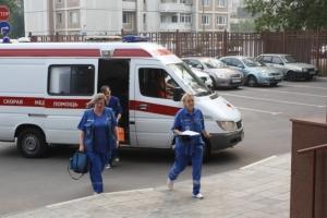 В Запорожской области боец АТО ударил себя ножом в грудь