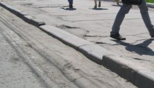 В Николаеве тротуары будут ремонтировать скандальные одесские дорожники