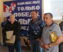 Гурген Оронюк представил нового вице-президента МФК «Николаев»