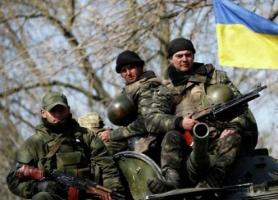 В течение последней недели силы АТО освободили от боевиков 10 населенных пунктов (карта)
