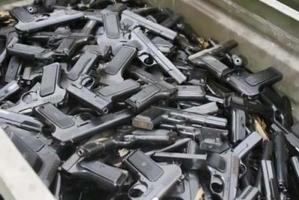 Для херсонских полицейских купят украинское оружие