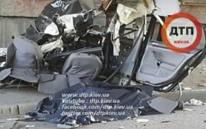 В Киеве насмерть разбился известный автогонщик
