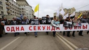 Жители Санкт-Петербурга выйдут на улицу с плакатами