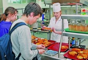 Херсонские общественники рекомендуют городской власти отменить бесплатное питание в школах
