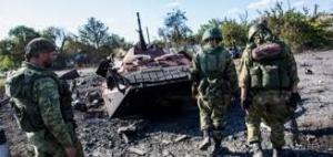 Украинские силовики попали на Донбассе в три котла окружения