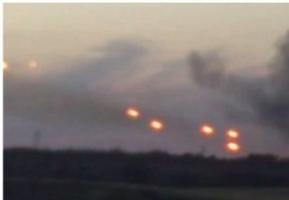 Боевики обстреливают территорию возле 29-го блокпоста, - спикер АТО