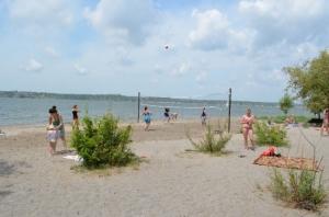 Купание на пляжах Николаева и Первомайска под запретом