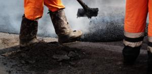 На Николаевщине ямочный ремонт дорог выполнен на треть