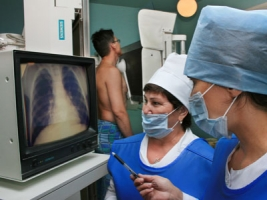 Бороться с туберкулезом Николаевской области поможет США