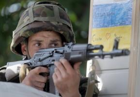 Попал в плен сын одного из главарей боевиков