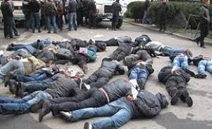 Украинские военные поймали двух сепаратистов