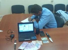СБУ захватила координатора действий боевиков по прозвищу «Натан»