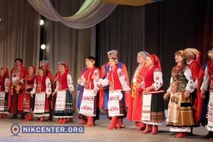 В День защитника Украины николаевских военнослужащих поздравили праздничным концертом (ФОТО, ВИДЕО)