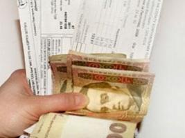Жители Одесской области отдают четверть зарплаты на оплату коммунальных услуг