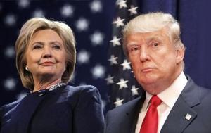 Появилось русскоязычное видео первого тура дебатов Трампа и Клинтон