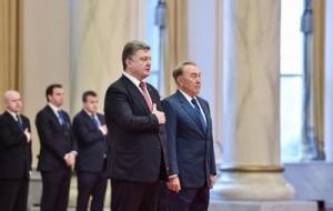 Украина подписала с Казахстаном план действий по сотрудничеству