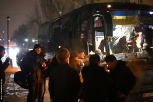 Информация о работе общественного транспорта Херсона в вечернее и ночное время