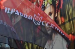 В лагере активистов блокады Крыма умер член «Правого сектора»