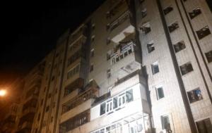 В Сумах произошел взрыв в многоквартирном доме, есть погибший и пострадавшие