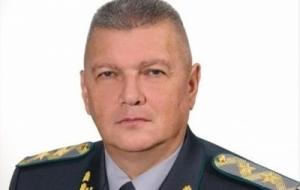 Порошенко назначил председателем госпогранслужбы генерал-лейтенанта Виктора Назаренко