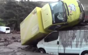 Наводнение в Тбилиси унесло жизни 10 человек