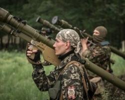 Боевики снова обстреливают Счастье