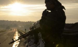 За ночь боевики пять раз обстреливали позиции украинских военных