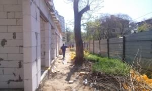 Николаевская ГАСИ признала строительство гаражей на газопроводе незаконным