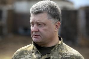 Боевики «ДНР» обстреляли п. Водяное, когда там находился Порошенко