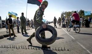 На Херсонщине таксисты будут протестовать против блокады Крыма