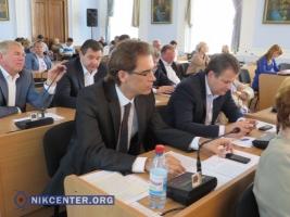 Николаевские депутаты поддержали предпринимательницу, которая систематически не платит за аренду земли
