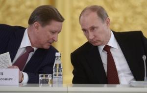 Путин сменил главу своей Администрации