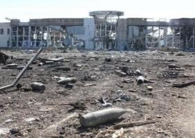 В Донецком аэропорту сегодня погибли три «киборга»
