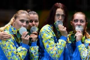 Сборная Украины заняла 31 место в медальном зачете на Олимпиаде в Бразилии