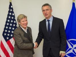 Заместителем генсека НАТО впервые назначили женщину