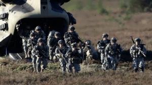 Президент предлагает на Херсонщине провести украинско-американские штабные учения